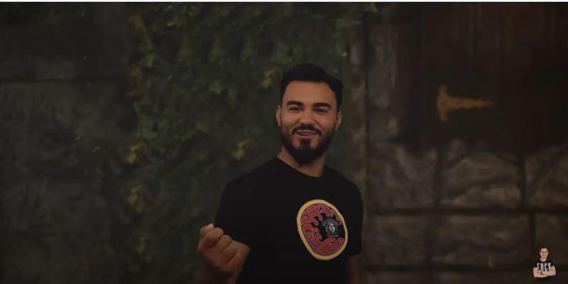 Sindy şi Jador de la Survivor România, prezenți în parodia lui George Tănase