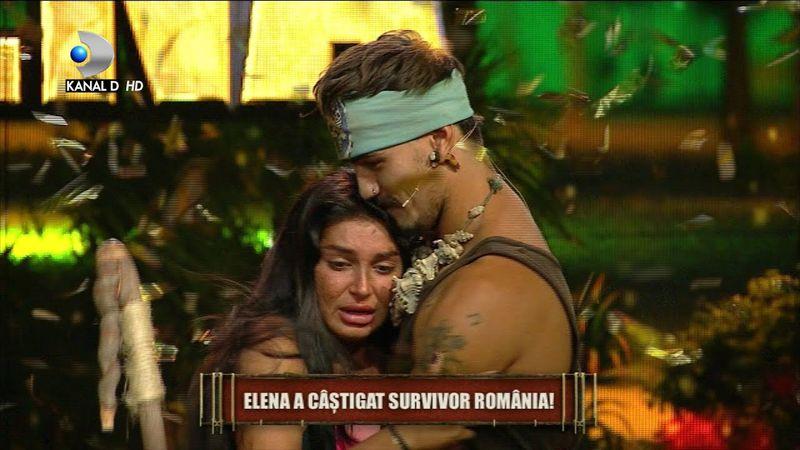Elena Ionescu, primele declarații despre favoriții ei de la Survivor România. Pe cine vede în marea finală