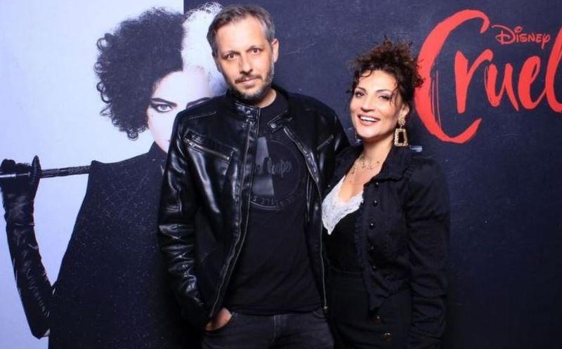 Ioana Ginghină, prima apariție publică alături de iubitul ei