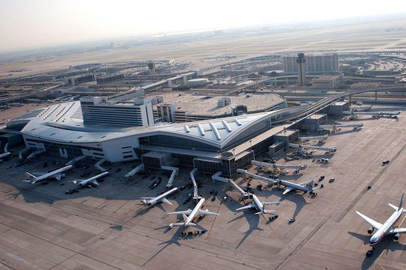 TOP 5 cele mai mari aeroporturi din lume
