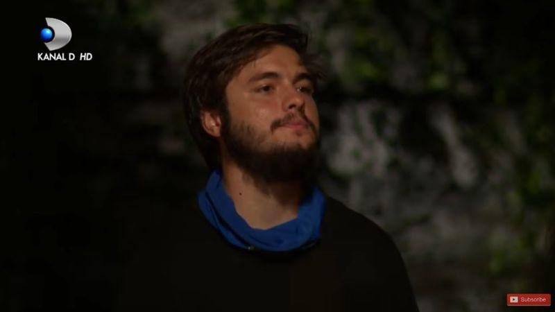 Andrei Dascălu, favoritul publicului la Survivor România!