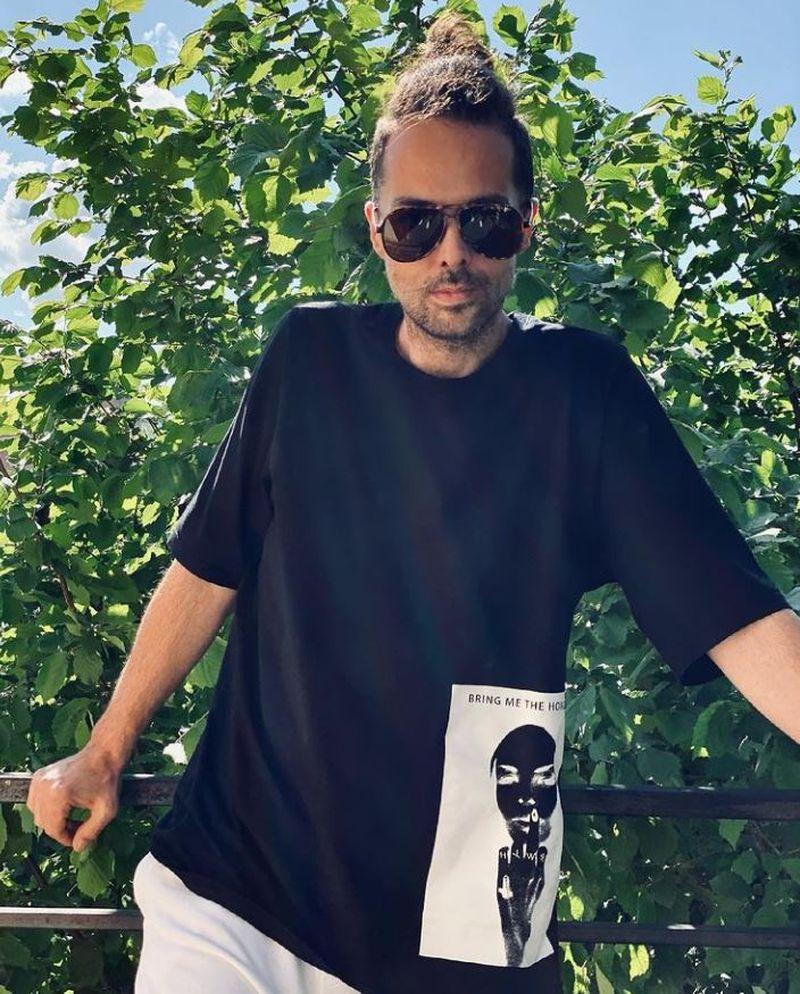 Tudor Ionescu, dezvăluiri despre lupta cu kilogramele în plus