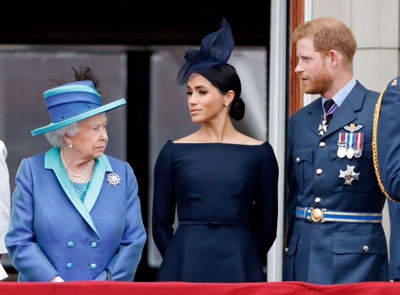 """Prințul Harry și Meghan Markle nu i-au cerut permisiunea reginei să-i folosească numele """"Lilibet"""""""