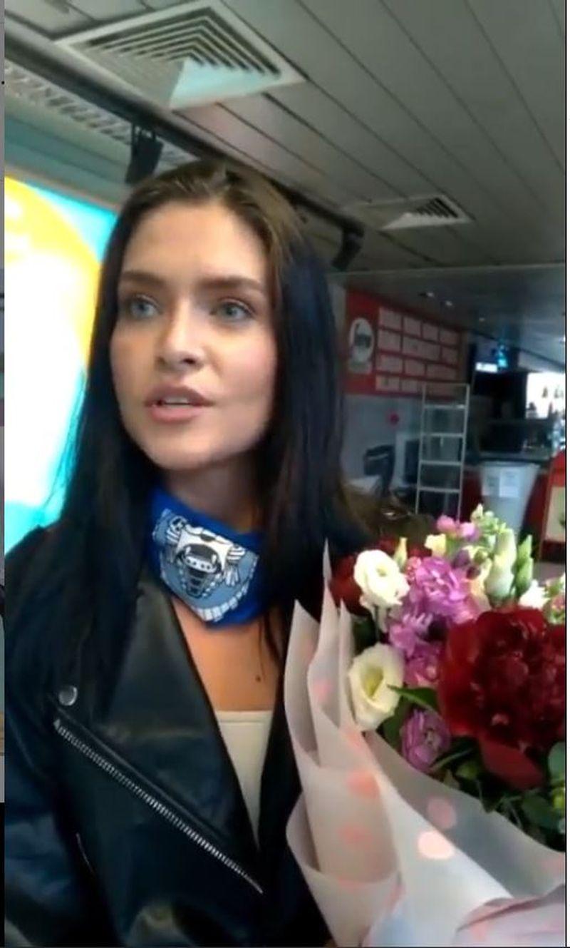 Adelina de la Survivor România a ajuns în România. Primele declarații