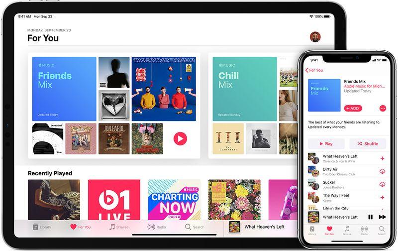 Cum îţi faci cont pe Spotify sau Apple Music și câte luni gratuit primești de la fiecare