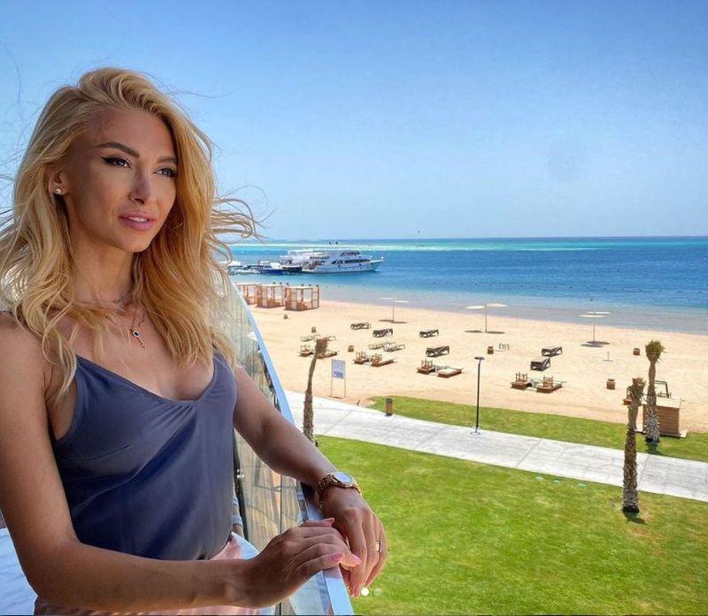 """Andreea Bălan, primele declarații după ce a venit din vacanța din Egipt: """"Contează foarte mult..."""""""