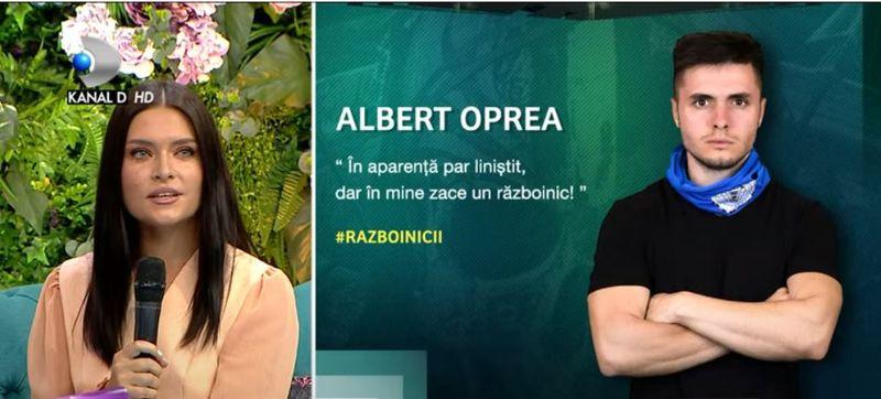 Cum își caracterizează colegii de la Survivor România Adelina Damian?