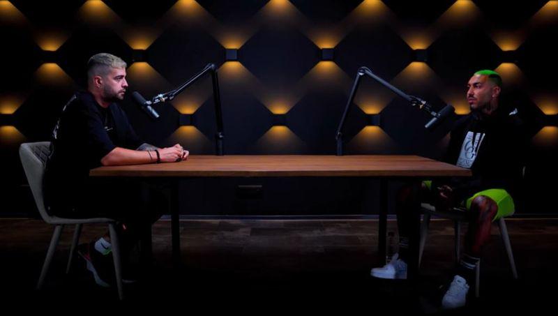 Alex Velea, declarații dure despre Cătălin Măruță în podcastul lui Speak