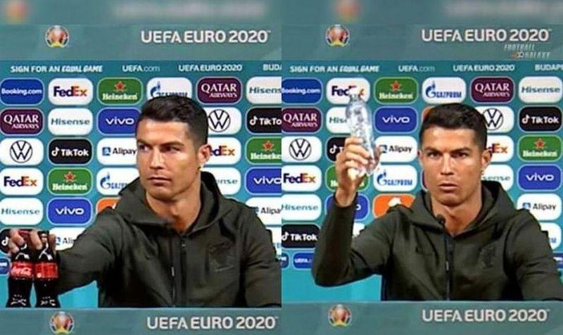 Cristian Ronaldo, gestul după care Coca-Cola a pierdut 4 milioane de dolari