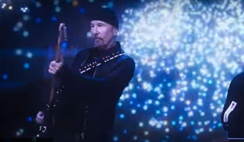 Martin Garrix, Bono și The Edge au cântat imnul