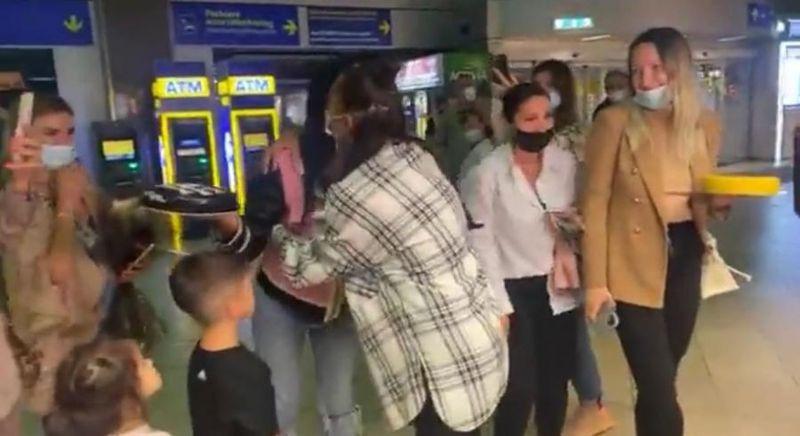 """Raluca Dumitru a ajuns în România, primele declarații de la aeroport: """"Îmi era frică..."""""""