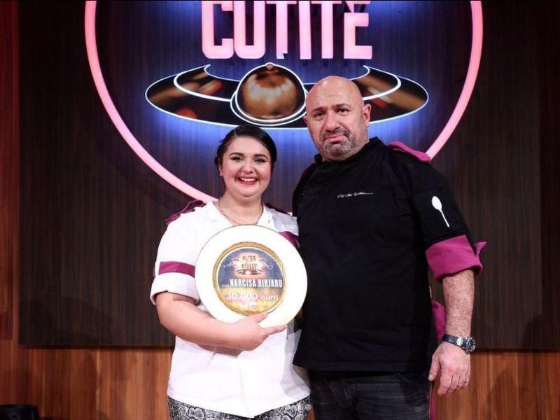 Narcisa Birjaru, primele declarații după ce a câștigat Chefi la cuțite