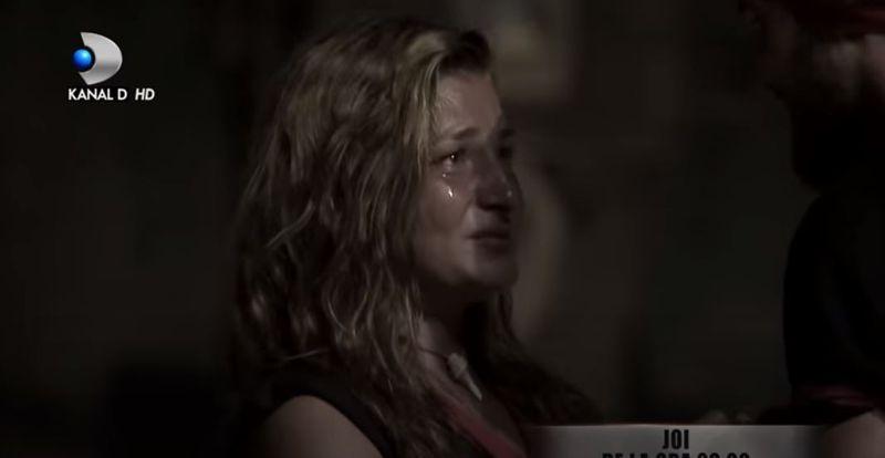 """Survivor România. Elena Marin, sleită de puterni: """"Am creierul varză"""""""