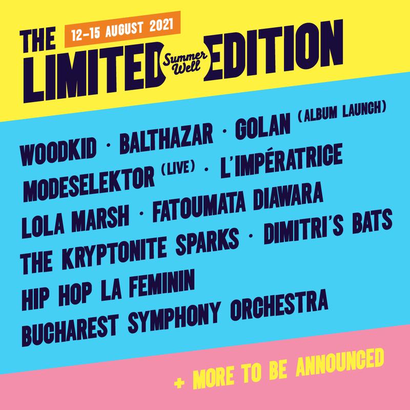 Lineup Summer Well 2021! Cine sunt artiștii care vor urca pe scena de pe Domeniul Știrbey