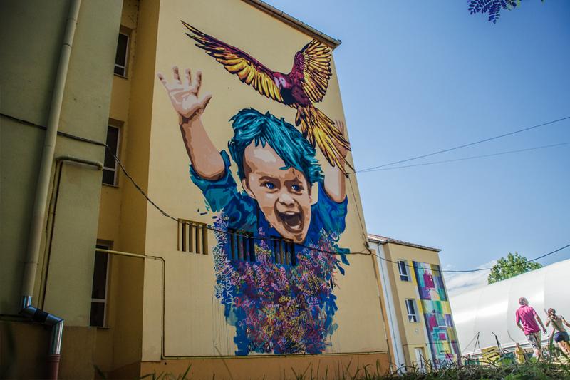 Sibiu: Festival Internaţional de Artă Stradală