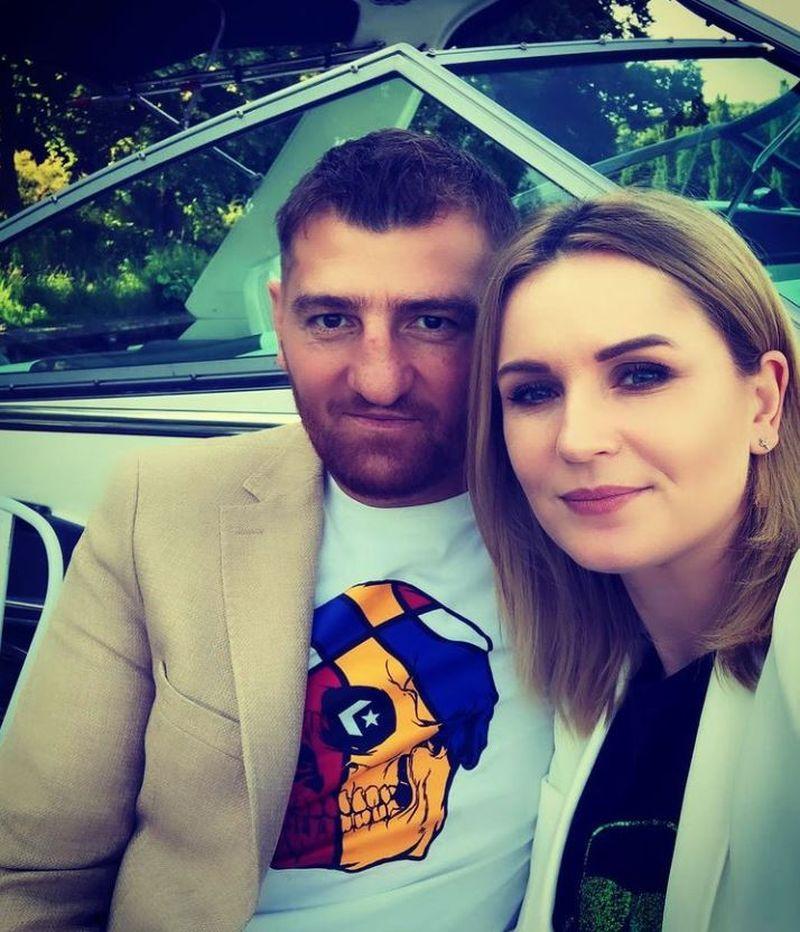 Cătălin Moroșanu, declarație de dragoste pentru soție, cu ocazia zilei de naștere