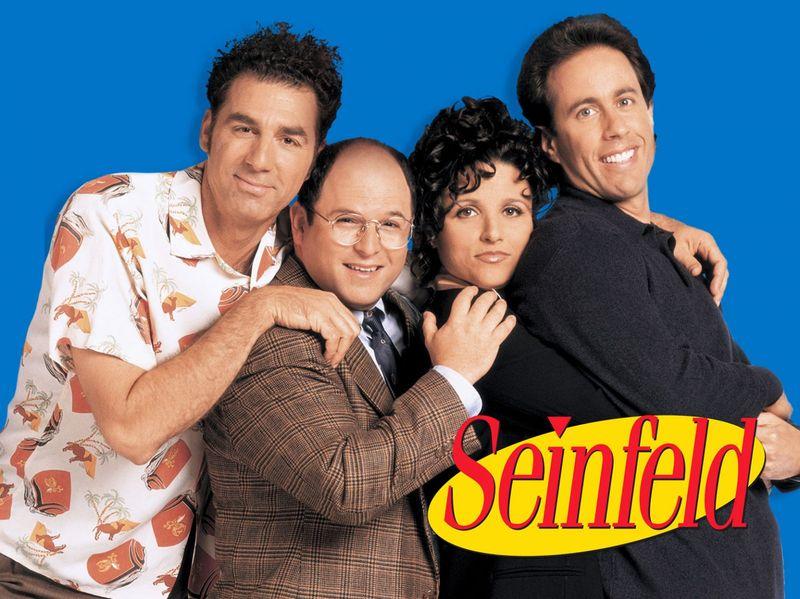 """Coloana sonoră aa serialului """"Seinfeld"""", lansată după 23 de ani"""