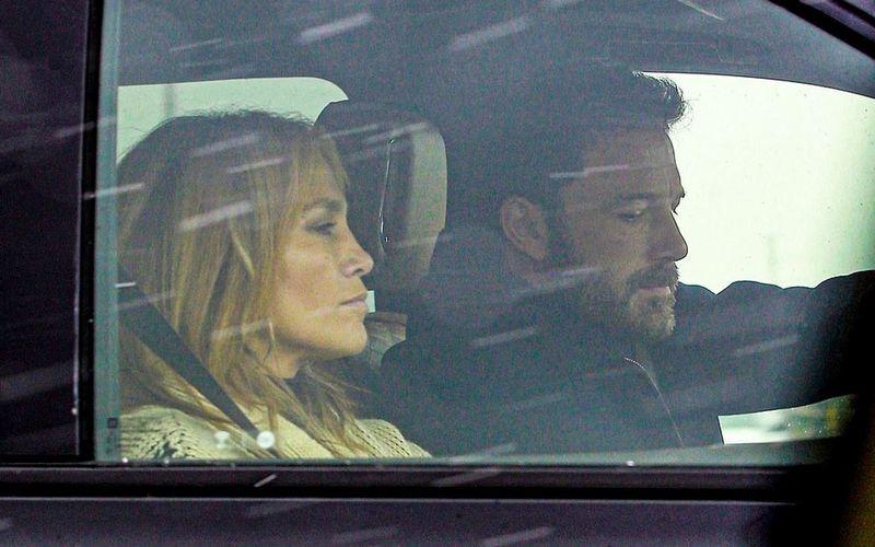 """Jennifer Lopez, despre relația cu Ben Affleck: """"Sunt fericită"""""""