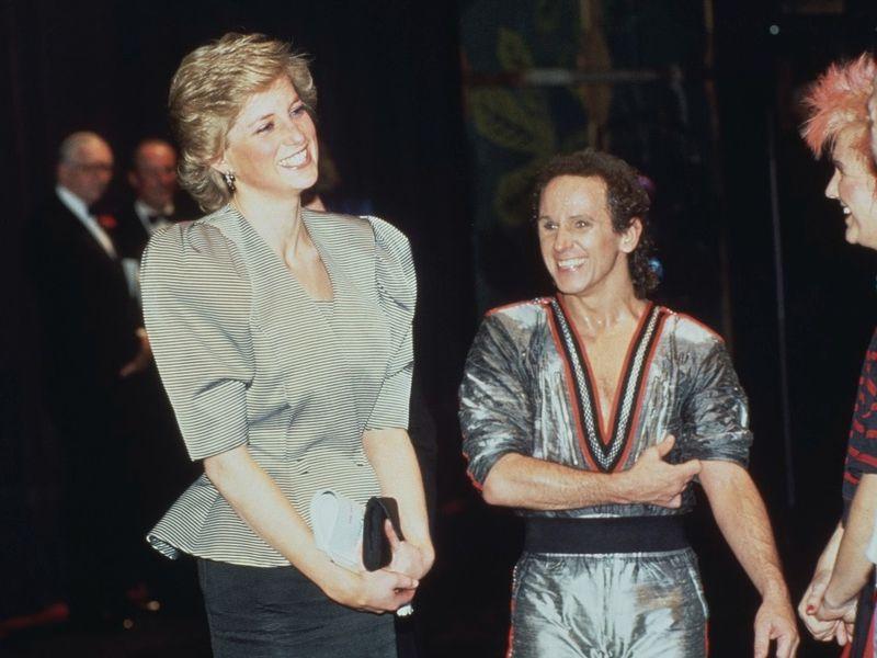 Profesorul de dans al Prințesei Diana, despre experiențele trăite împreună