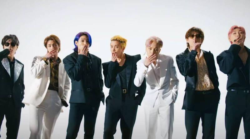 """""""Butter"""" al grupului BTS, în fruntea topului american al single-urilor"""