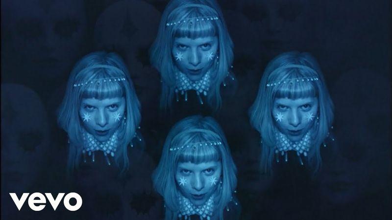 """Aurora lansează  piesa """"Cure For Me"""""""