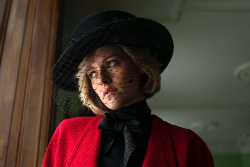 """Lungmetrajul """"Spencer"""", pemiera mondială în competiţia Festivalului de Film de la Veneţia"""