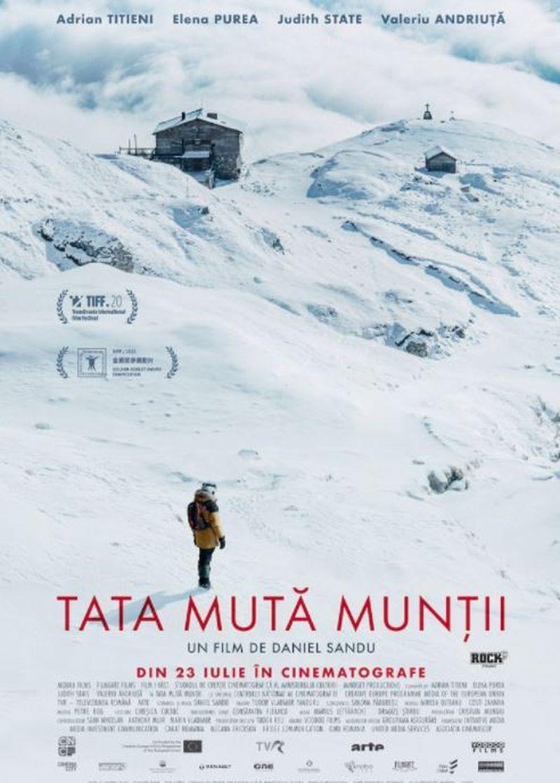 """Lungmetrajul """"Tata mută munții, premiera națională pe 23 iulie"""