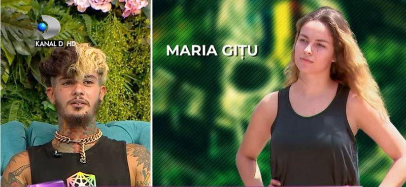 """Zanni, părere sinceră despre colegii săi de la Survivor România. Ce a spus despre Maria: """"Hannah Montana de Vaslui"""""""