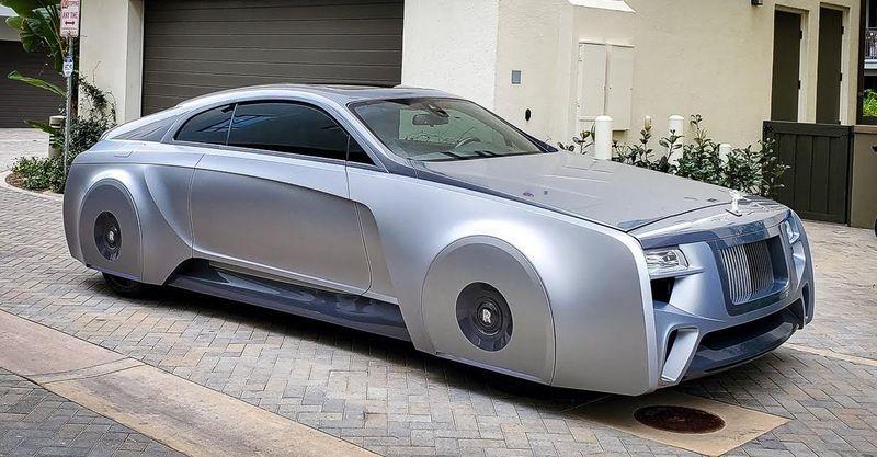 Câți bani a plătit Justin Bieber pentru mașina Rolls Royce creată special pentru el de către West Coast Customs