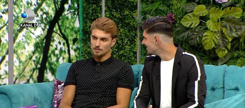 """Andrei Dascălu și Marius Crăciun, primele declarații după finala Survivor România: """"Ne-a agitat că au venit foștii concurenți"""""""