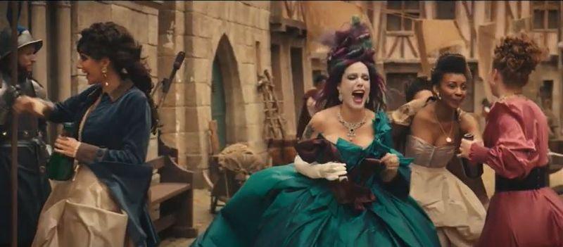 """Halsey a lansat un trailer pentru albumul """"If I Can't Have Love, I Want Power"""""""