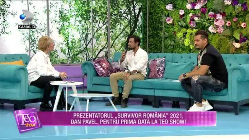 """Ce va face Dan Pavel după experienţa Survivor România: """"Vedem ce se întâmplă"""""""