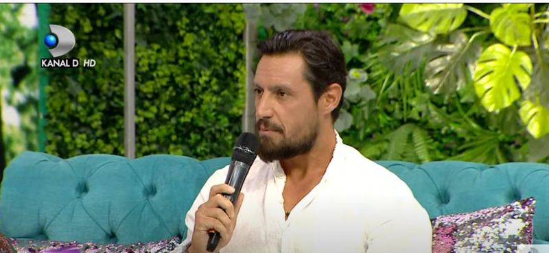 """Daniel Pavel, gest uluitor la Survivor. A vrut să-i înțeleagă mai bine pe concurenți, așa că și-a redus porțiile de mâncare: """"Am slăbit 10 kilograme"""""""
