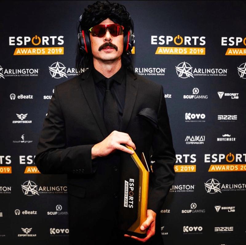 Cine este DR. Disrespect, unul dintre cei mai bogați și controversați streameri din lume