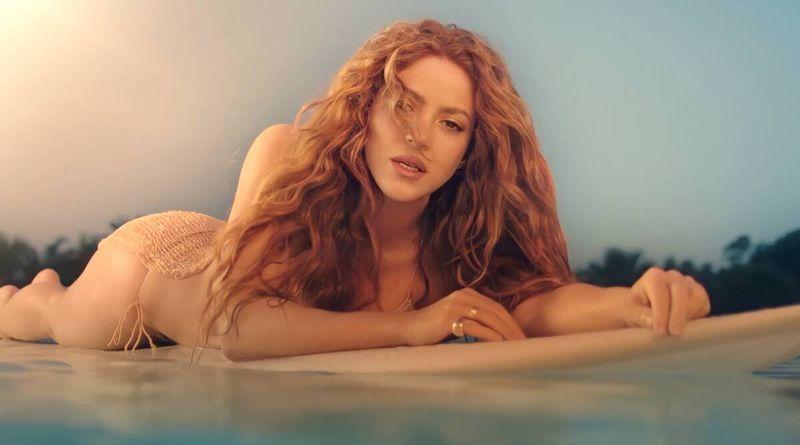 "Shakira a lansat piesa ""Don't Wait Up"""
