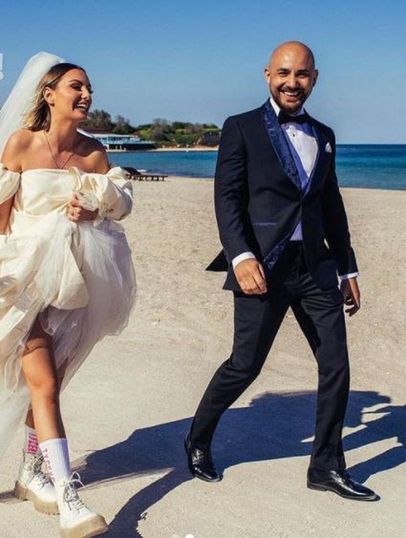 Alexandra Stan, dezvăluiri despre petrecerea de nuntă