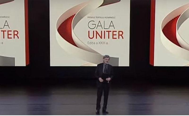 """""""Inimă şi alte preparate din carne'', desemnat cel mai bun spectacol la Gala Premiilor UNITER"""