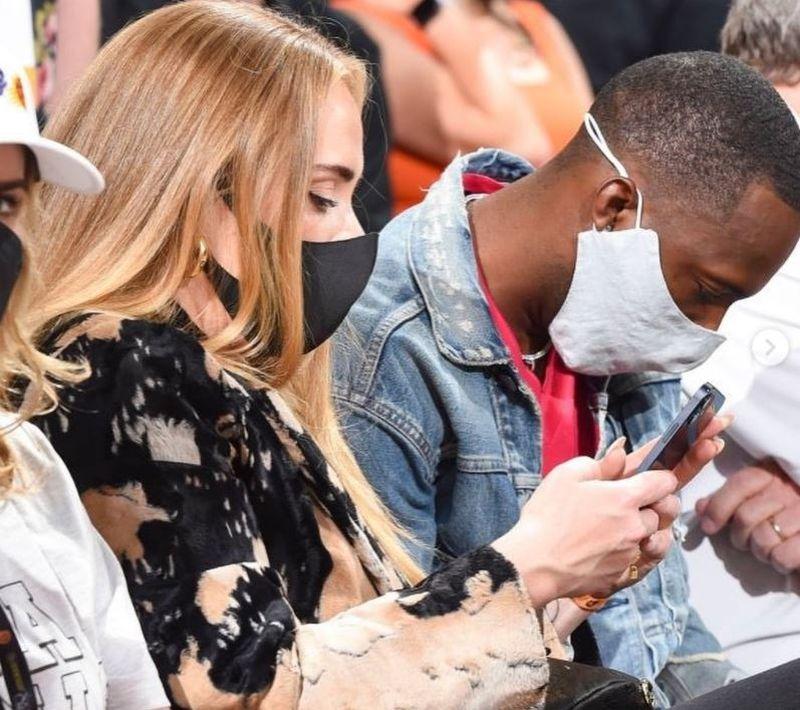 Adele iubște din nou! A fost văzută în public cu Rich Paul, agentul lui LeBron James