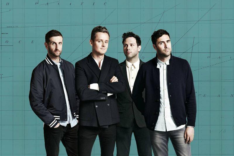 "Trupa britanică Keane a lansat piesa ""Dirt"""