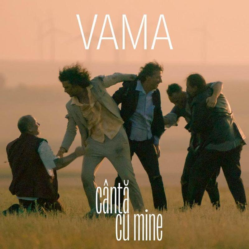 """Trupa Vama a lansat """"Vama cântă cu mine"""". Tudor Chirilă: """"Videoclipul de mai jos este poate cel mai de """"trupă"""" pe care îl avem"""""""