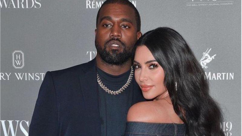 Kanye West și Kim Kardashian s-au împăcat?! Cei doi au fost surprinși în vacanță în San Francisco