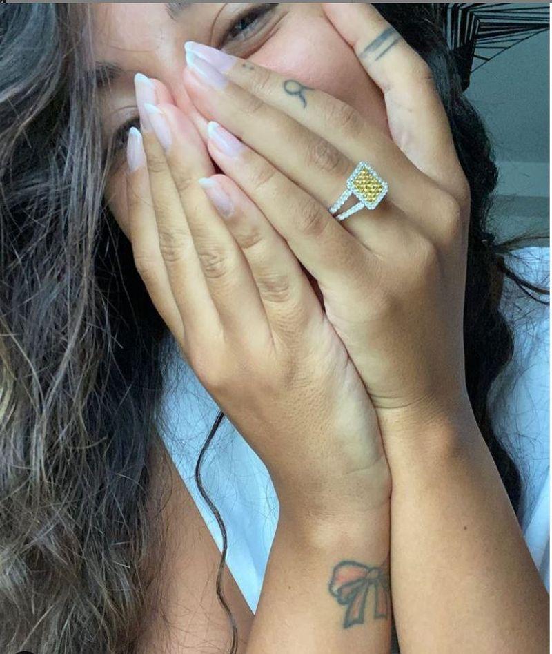 """Antonia, prima reacție după ce a fost cerută de soție de Alex Velea: """"A fost odată o fetiță care visa..."""""""