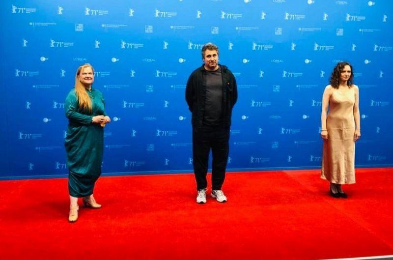 Radu Jude a primittrofeul Ursul de Aur la Berlin