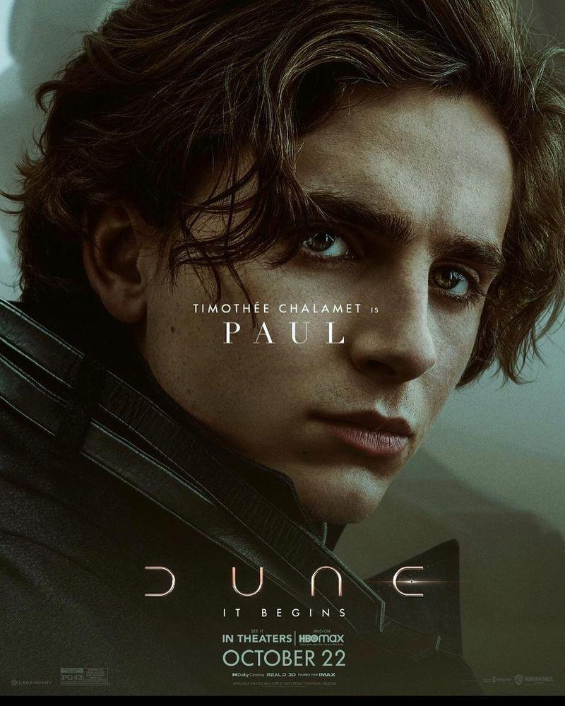 Când apare în cinematografele din România filmul Dune