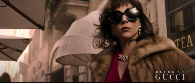 """A fost lansat trailerul pentru """"House of Gucci"""", cu Lady Gaga şi Adam Driver"""