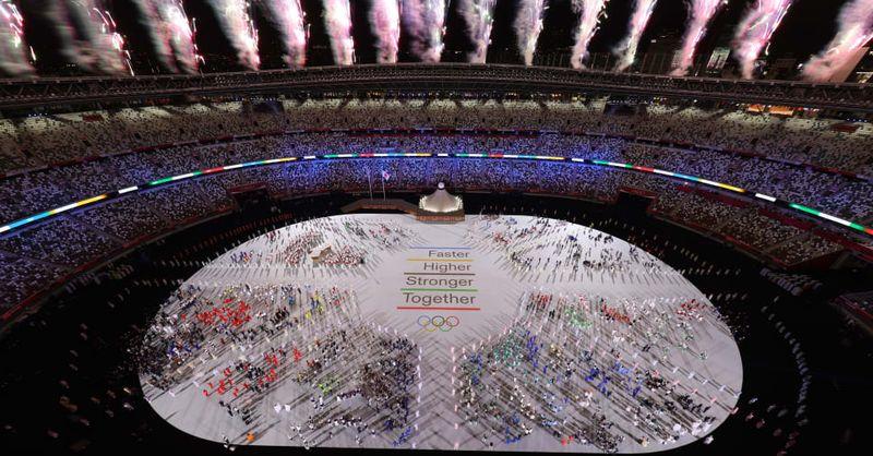 Playlist-ul ceremoniei de deschidere a Jocurilor Olimpice din Tokyo a fost preluat de pe coloanele sonore ale unor jocuri