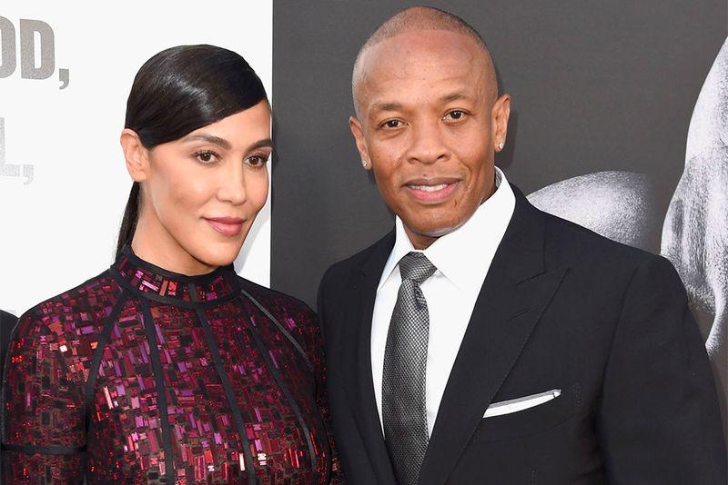 Suma incredibilă de bani pe care Dr Dre i-o va plăti fostei soții în fiecare an