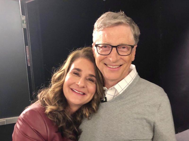 Bill Gates și Melinda French au divorțat oficial