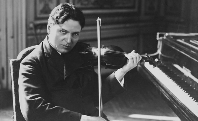 19 August 2021. Se împlinesc140 de ani de la nașterea lui George Enescu