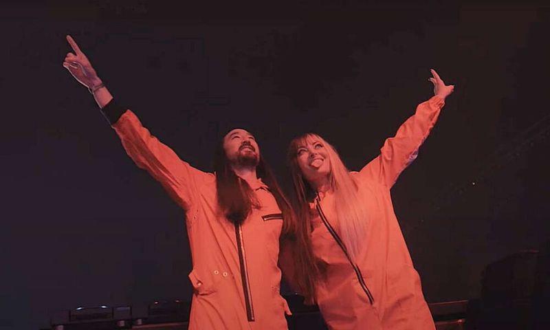 """Delia și Steve Aoki au cântat """"The Last Bella Ciao"""", un tribut pentru ultimul sezon """"La casa de Papel"""""""